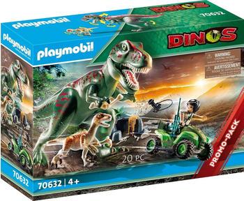 Playmobil Dinos - T-Rex Angriff (70632)