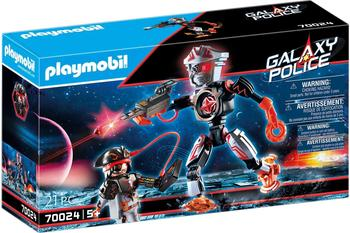 Playmobil Galaxy Police (70024)
