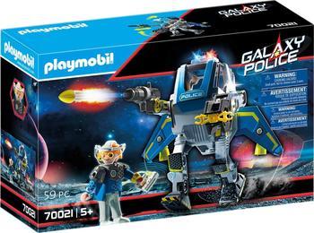Playmobil Galaxy Police (70021)