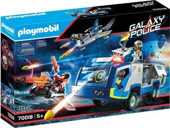 Playmobil Galaxy Police (70018)