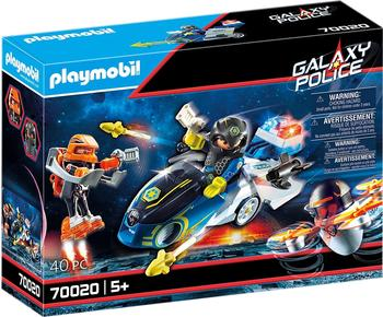 Playmobil Galaxy Police-Bike (70020)