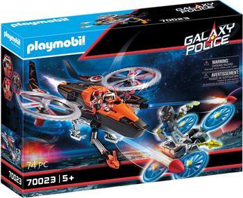 Playmobil Galaxy Police (70023)