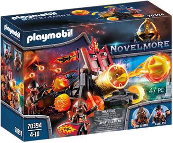 Playmobil Burnahm Raiders Lavabombarde (70394)