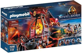 Playmobil Burnham Raiders Lavamine (70390)