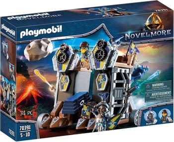 Playmobil 70391 Knights Novelmore Mobile Fortress