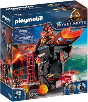 Playmobil Burnham Raiders Feuerrammbock (70393)