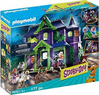 Playmobil Scooby-Doo! - Abenteuer im Geisterhaus (70361)
