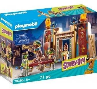 Playmobil SCOOBY-DOO! Abenteuer in Ägypten (70365)