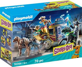 Playmobil SCOOBY-DOO! Abenteuer im Wilden Westen (70364)