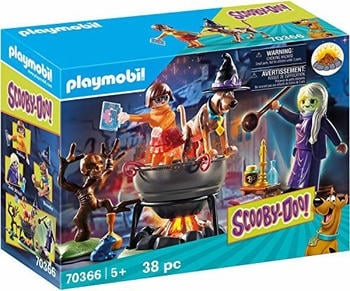 Playmobil SCOOBY-DOO! Abenteuer im Hexenkessel (70366)