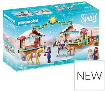 Playmobil DreamWorks Spirit© 70395 A Miradero Christmas