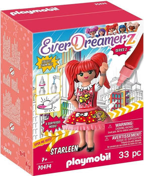 Playmobil EverDreamerz II Comic World Starleen (70474)