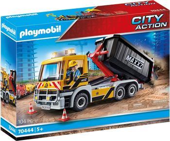 Playmobil City Action LKW mit Wechselaufbau 70444