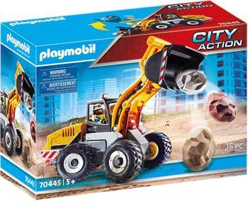 Playmobil City Action Radlader 70445
