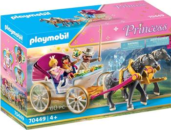 Playmobil Princess Romantische Pferdekutsche 70449