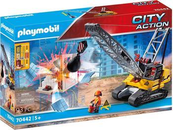 Playmobil Seilbagger mit Bauteil (70442)