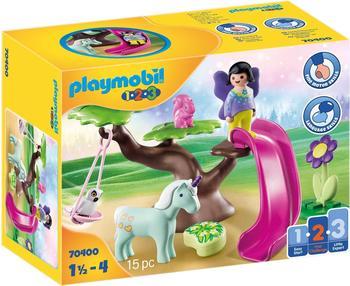 Playmobil 1.2.3 Feenspielplatz 70400