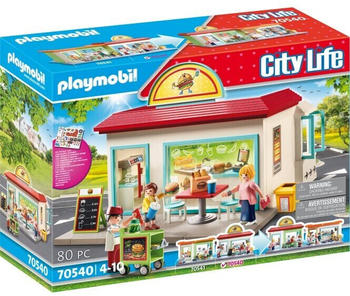 Playmobil Mein Burgerladen (70540)