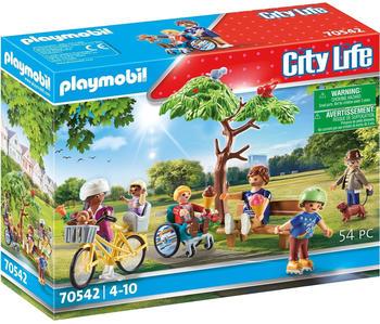 Playmobil City Life - im Stadtpark (70542)