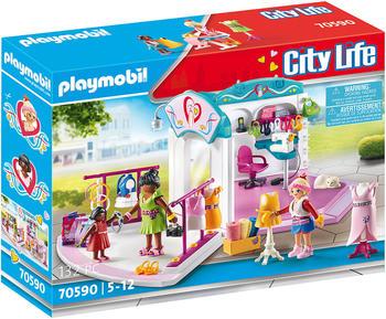 Playmobil City Life - Fashion Design Studio (70590)