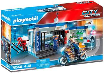 Playmobil City Action - Polizei: Flucht aus dem Gefängnis (70568)