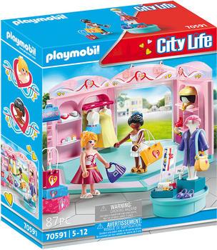 Playmobil City Life - Fashion Store (70591)