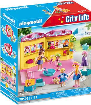Playmobil City Life - Kids Fashion Store (70592)