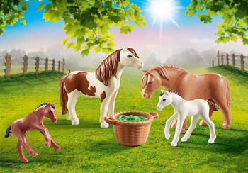 Playmobil Country - Ponys mit Fohlen (70682)