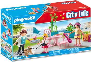 Playmobil City Life - Kaffeepause (70593)