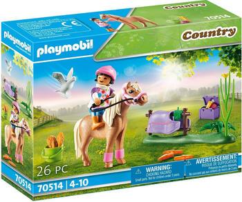 Playmobil Country - Sammelpony Isländer (70514)