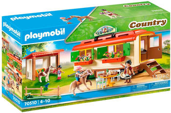 Playmobil Country - Ponycamp-Übernachtungswagen (70510)
