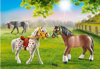 Playmobil Country - 3 Pferde (70683)