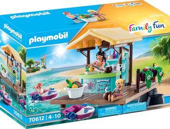 Playmobil Paddleboot-Verleih mit Saftbar (70612)