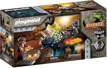 Playmobil Triceratops: Randale um die legendären Steine (70627)