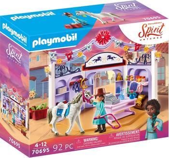 Playmobil Spirit Untamed Miradero Reitladen (70695)