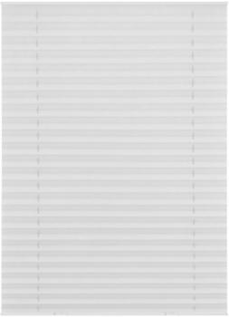 Lichtblick Dachfenster Haftfix-Plissee (36,3 x 60 cm) weiß