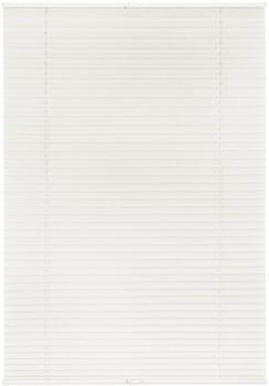 Lichtblick Plissee-Klemmfix Crush-Optik (75 x 130 cm) weiß
