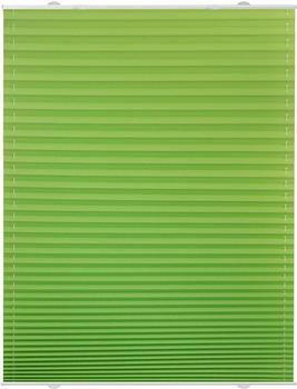 Lichtblick Plissee-Haftfix Crush-Optik (60 x 130 cm) grün