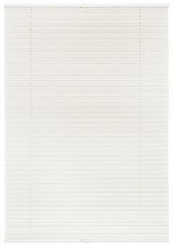 Lichtblick Plissee-Klemmfix Crush-Optik (70 x 210 cm) weiß