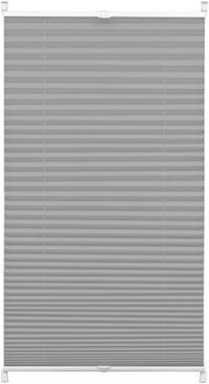 Gardinia Plissee 40x130cm grau