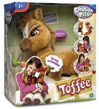 Giochi Preziosi Emotion Pets - Mein Pony Toffee 50 cm