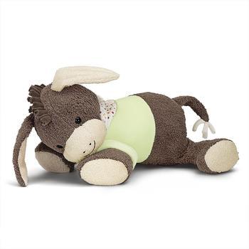 Sterntaler Schlaf-gut-Figur Esel Emmi mit Herzton 27 cm