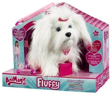 Vivid Hund Fluffy