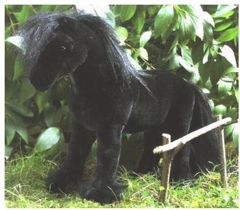 Kösener Pferd Friese Santana 39 cm
