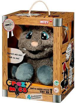 NICI Crazy Mics - sprechendes Monster crazy Hey 35 cm