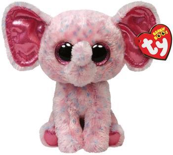 Ty Beanie Boos - Elefant, Ellie, 15 cm