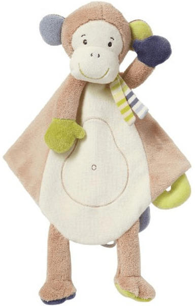 Fehn Monkey Donkey - Schmusetuch Affe Deluxe