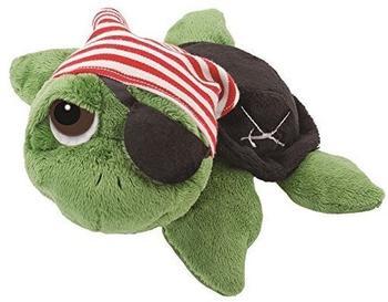 Russ Berrie Schildkröte Rocky Pirat 25 cm