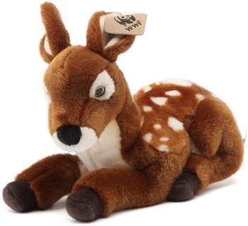WWF Hirschkalb liegend 30 cm