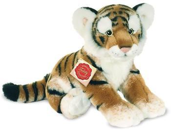 Teddy Hermann Collection - Tiger braun sitzend 32 cm